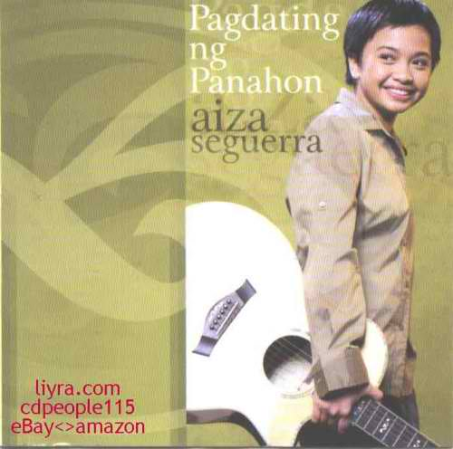 pagdating ng panahon aiza seguerra hd Manila, philippines - aiza seguerra turns 30 on september 17 here's aiza with 'pagdating ng panahon': aiza has had many hit albums and tv and film projects.